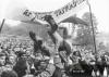 Jaro 1965 - Oslavy postupu na hřišti