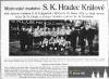 Historie fotbalu v Hradci Králové - rok 1925-1