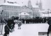 21. LEDEN 1940-SK PETROF - LTC PARDUBICE 1-1 - na místě současné hlavní plochy Zimního stadionu