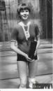 Romana Doleželová-nyní Ptáčková-květen 1981-nejlepší hráčka MČR-za Slavoj Bruntál