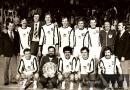 Rok 1979 - vítěz PMEZ muži Červené hvězdy Bratislava