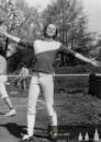 1982 - Ondřej Janský a jeho první homerun na turnaji v Chocni