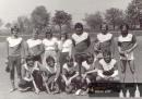 1982 - Vítězný tým Dynama Plácky na turnaji v Chocni - Ondřej nahoře druhý zprava