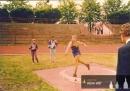 Vítek Perun při víceboji ve Vítkovicích - 1993