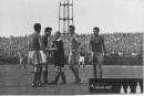 Hledík s Masopustem - ÚDA Praha - FC Bologna - rok 1955