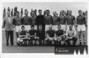 Milan Paulus - nahoře v černém  - focení po titulu 1960