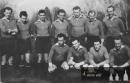 Spartak Hradec Králové - 1952 - Holman stojící první zprava