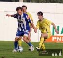 Miroslav Vodehnal v dresu Paphosu - 2. liga Kypru