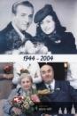 Manželé Holmanovi při diamantové svatbě v roce 2004