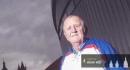 Václav Čergeť v retro dresu Hradce - foto FB Mountfield HK