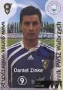 Daniel Zinke Górnik Walbrzych 2012