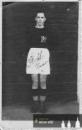 Emanuel Štochl v dresu SK Hradec Králové v roce 1934