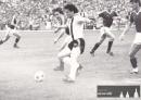 Miloš Mejtský v utkání se Spartou Praha v ročníku 1980-81