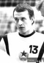 Josef Novotný v dresu Červené hvězdy Bratislava