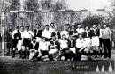 SLAVIA HRADEC KRÁLOVÉ-1926 - ZÁPAS SE SPARTOU ÚPICE-BÍNA STOJÍ 5. ZPRAVA