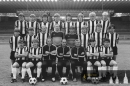 Spartak HK 1986-87. Postup do 1. ligy- Petr Silbernágl v druhé řadě druhý zleva