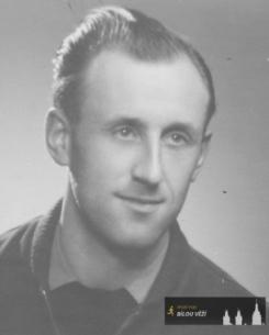 Bedřich Šonka-1960-fotka na registračním průkazu