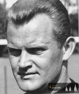 Jindřich Jindra - léto 1966