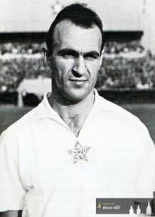 Jiří Hledík - reprezentant 1954