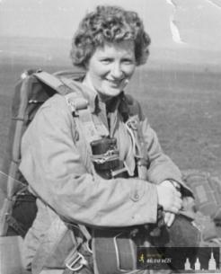 Dagmar Kuldová v roce 1954